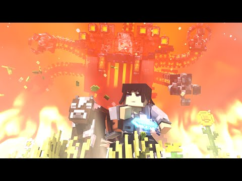 """♪ """"Craft It"""" - A Minecraft Parody Of SING By My Chemical Romance (Music Video)"""