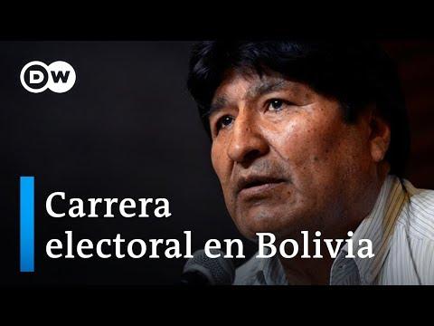 Bolivia | Carrera electoral