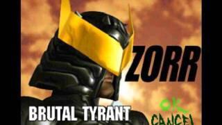 Dual Heroes - Zorr