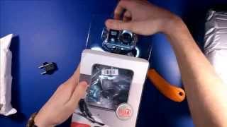Розпакування #12. Екшн-камери SJCAM SJ5000 Plus, SJ6000, SJ4000 WiFi