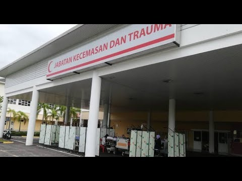 Bomb Threat At Tampin Hospital Turns Out To Be Hoax