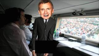 Bruce McAvaney spurts to Brent Moloney goal - AFL 2011 Round 11 - MCG Top 10 Video
