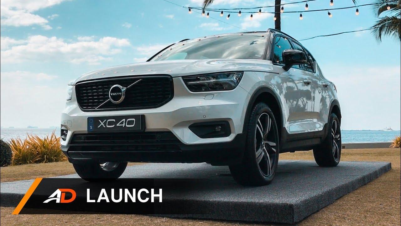 2019 Volvo Xc40 Autodeal
