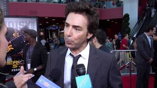 Shawn Levy -- 'Real Steel' Premiere