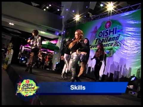 Oishi Cover Dance 2013_60 : Skills
