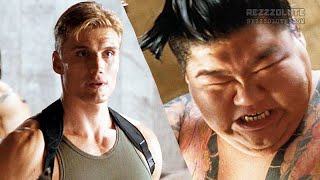 Kenner (Lundgren) vs Japan Fat Man