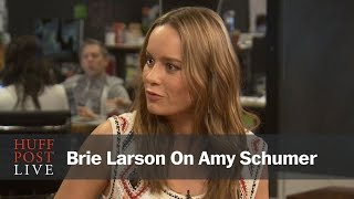 Brie Larson Explains The Real Value In Amy Schumer's Work