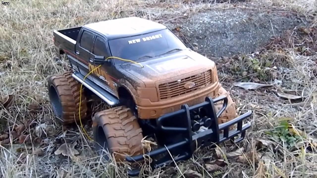 & R/C New Bright Ford F150 teszt - YouTube markmcfarlin.com