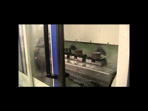 SCHUNK Tandem Anwendungen in der Produktion II / applications in production