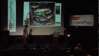 The Secret to Creativity: Mike Dillon at TEDxEastsidePrep
