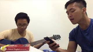 Last day with Rully Hilman ( cover dulu )