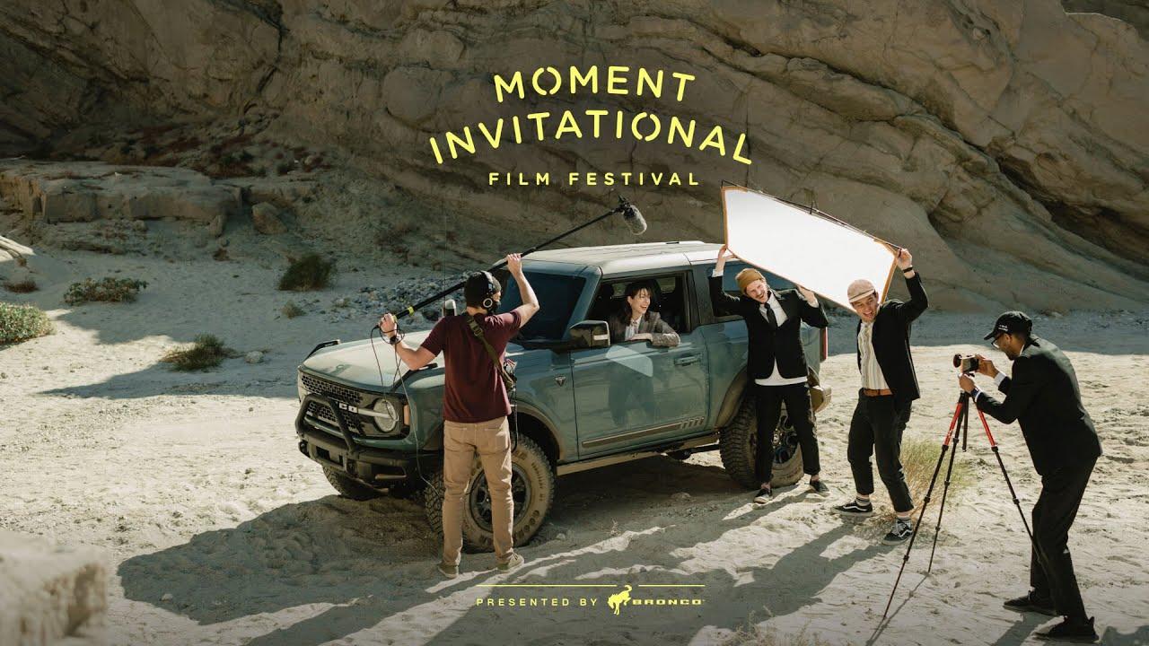 The Moment Invitational Film Festival Is Back - WIN $150,000!