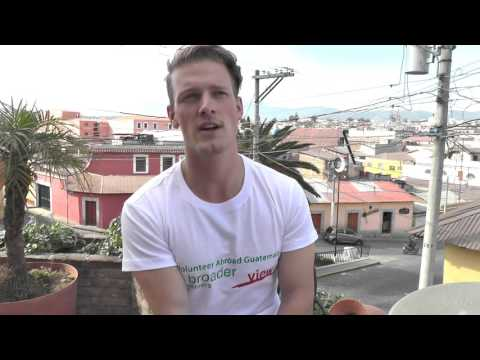 Video Review Volunteer Nicholas Krejchi Guatemala Xela Medical program