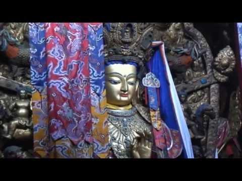 Паломничество в Тибет, часть 1