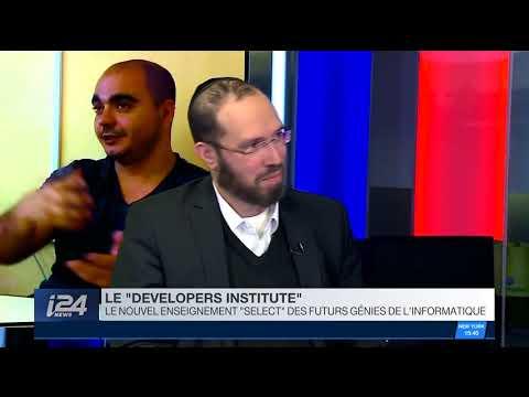 Interview i24NEWS -  Innov Nation  21/01/2018