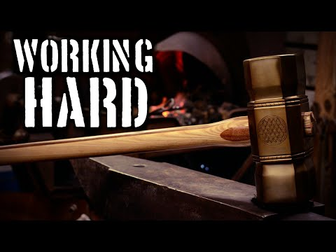 Blacksmithing: Be Prepared to Work Hard