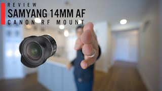 Best Real Estate Lens EVER!!! (Samyang 14mm 2.8 RF REVIEW)