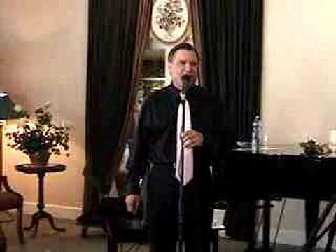 "Rick J. Radecki: ""That's Life"" (Frank Sinatra version)"