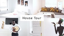 House Tour || African Inspired decor House || Adede