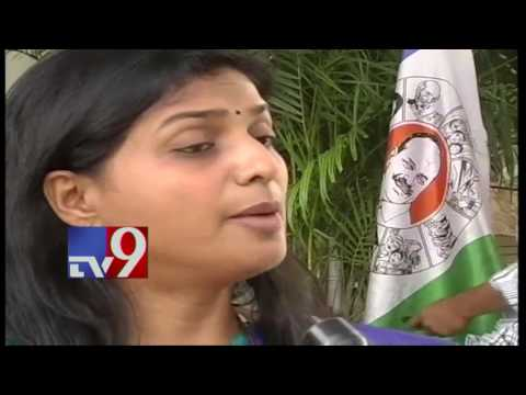 Roja Vs. TDP woman leaders in AP - Spotlight - TV9