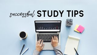Back To School essential study tips for a successful school year