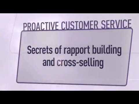 customer service training proactive customer service training program youtube