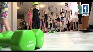 Тренировка с Анной Куркуриной