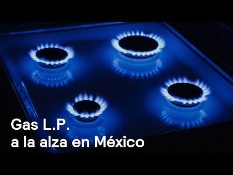 Continúan aumentos al precios del Gas L.P. en México - Despierta con Loret