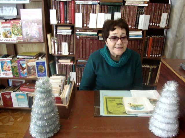Изображение предпросмотра прочтения – Валентина ЯковлевнаШатило читает произведение «Федорино горе» К.И.Чуковского