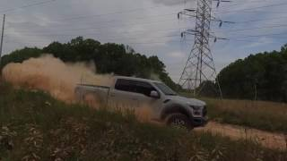Ford Raptor put to the Test