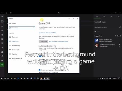 How to easily record your screen with Windows Game Bar
