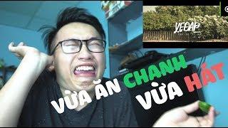 Thử Thách : Vừa Ăn Chanh Vừa Hát | Ô Kìa Hiệp