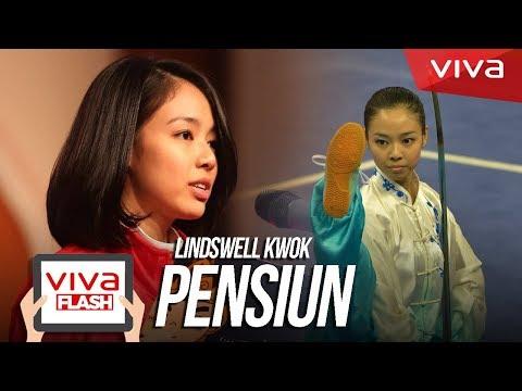 Atlet Cantik Wushu Indonesia, Lindswell Kwok Berniat Pensiun Mp3