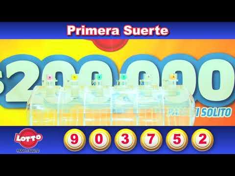 Sorteo Lotto 1940 27-MAR-18