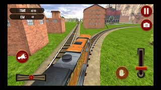 Oil Train Driving Games: Train Sim Games - Android Gameplay HD