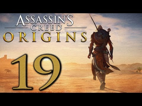Assassin's Creed Origins Walkthrough HD - Conflicts of Interest - Part 19
