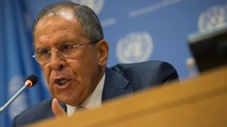 Russian minister says US must abandon claim to