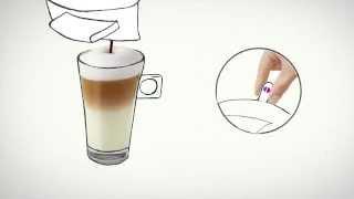 NESCAFE Dolce Gusto Manual Machine Latte Macchiato