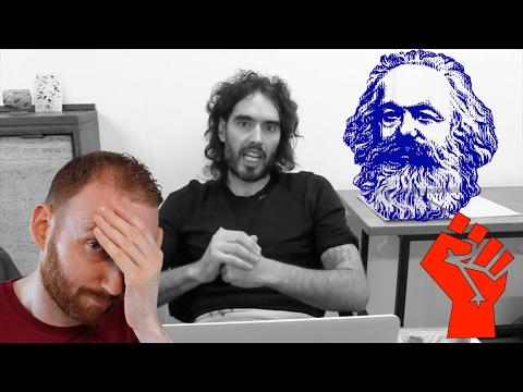 Russell Brand's Utopian Socialist Delusion