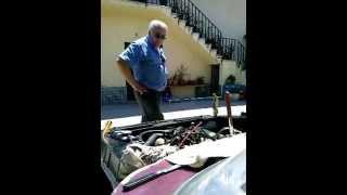 Ford taunus 15M motor V4