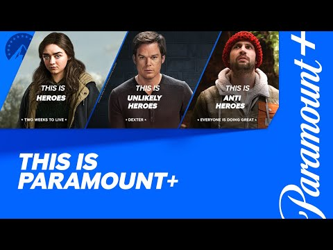 This is Paramount+ | Paramount+ Nordic