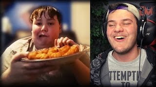 Pudgy Kid Reviews Chicken Nuggets