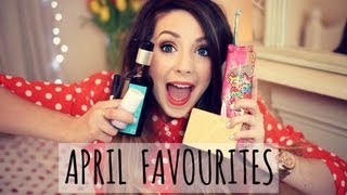 Repeat youtube video April Favourites | Zoella