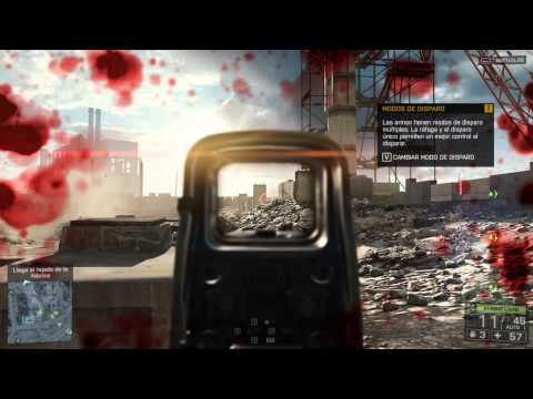 Battlefield 4 - Mision 1 Baku - Español HD 1080p