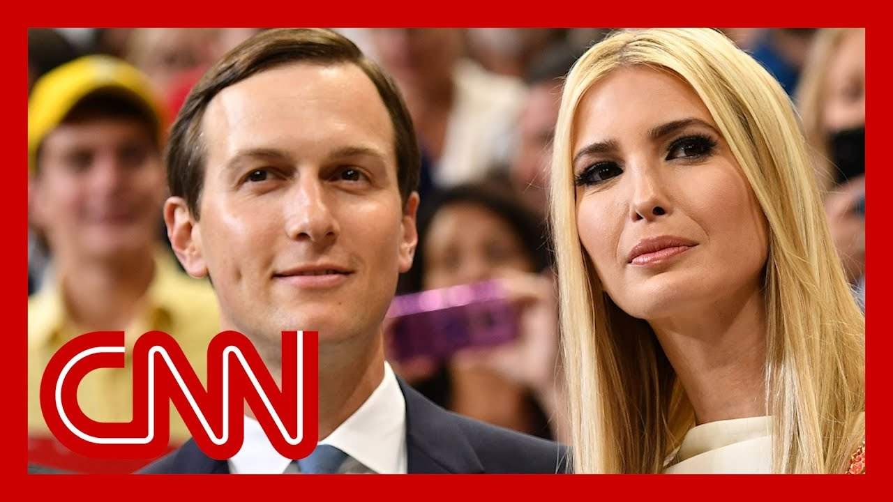 CNN:Ivanka and Jared are silent amid controversy