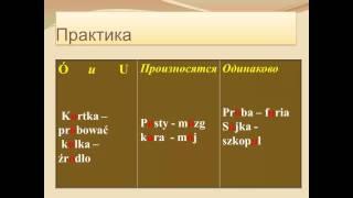 Мастер-Класс по фонетике польского языка от Светланы Серегиной и Olz.by