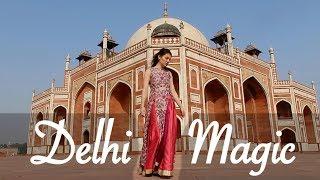 THE MAGIC OF DELHI: HUMAYUN'S TOMB  | TRAVEL VLOG IV