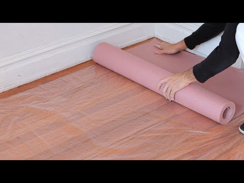 How to Protect Your Floors | House Painting
