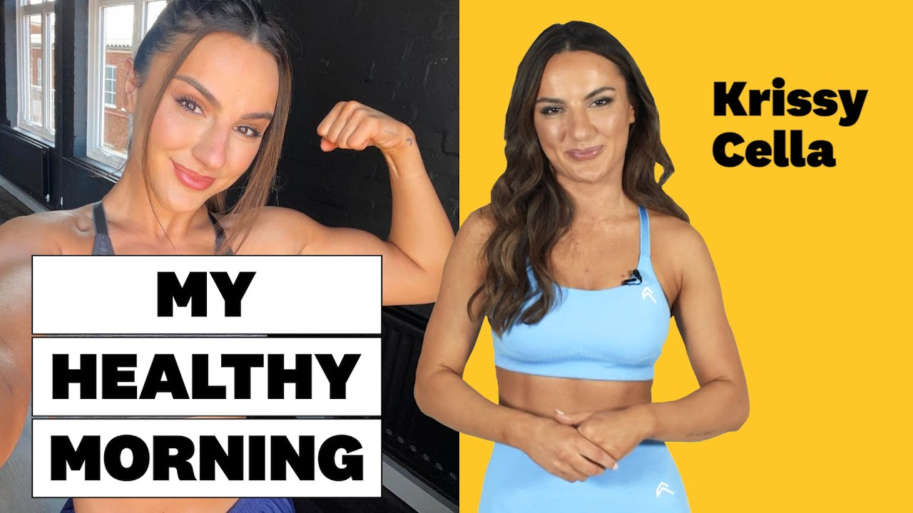 Krissy Cela's Exact Morning Routine: Breakfast, Workouts and Snuggles With Her Dog