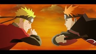 AMV Naruto Vs Pain - You
